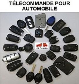 double des cl s de voiture copie codage telecommande voiture. Black Bedroom Furniture Sets. Home Design Ideas